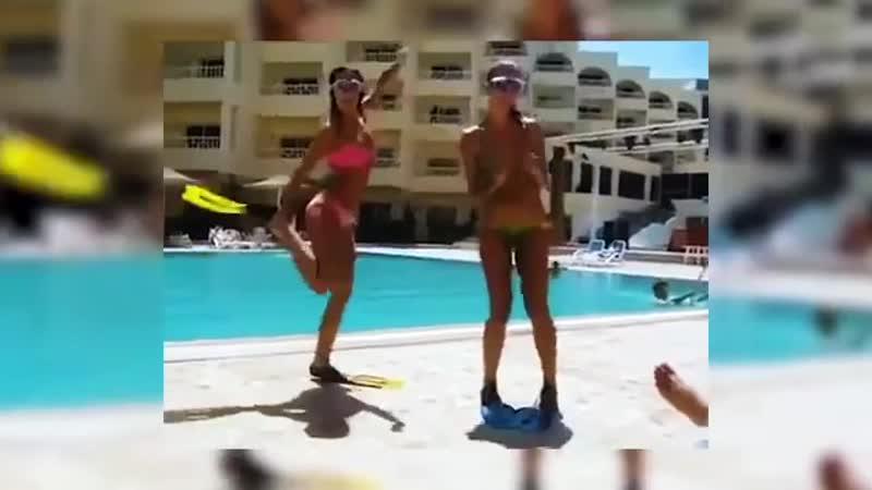 Пьяна дама Пилотке не хозяйка