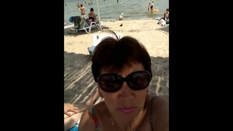 21 июля с Верочкой продолжаем отдыхать на пляже. Погода радует.
