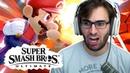 SUPER SMASH BROS ULTIMATE O Início de Gameplay Modos Smash Spirits História