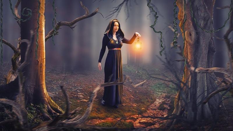 In Dark Photo Manipulation And Effect Photoshop Tutorial