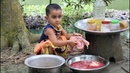 Fish Eggs Paffed Rice Mashed Picnic Of 3 5 Years Old Children Sneyha's Picnic Food