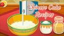 Chinese Cake Recipes kids kitchen Animation EP 01 ReoGamePlay
