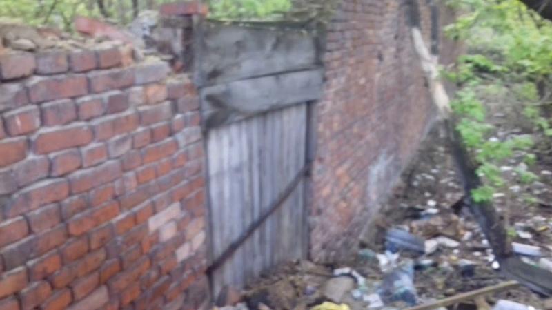 Забор непонятно зачем (Barnaul22)
