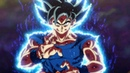 Goku All Forms And Transformations Remastered HD