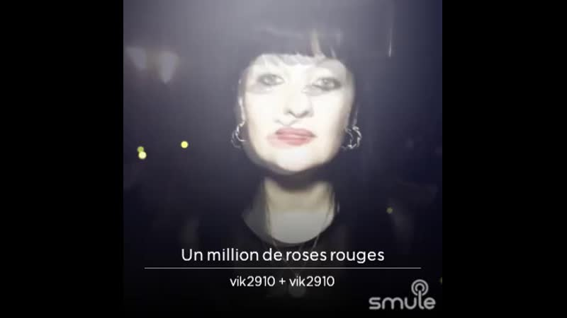 Dominique-Moisan--Un-million-de-roses-rouges-by-vik2910-and-vik2910-on-Smule