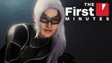 Первые 18 минут DLC для Spider-Man PS4