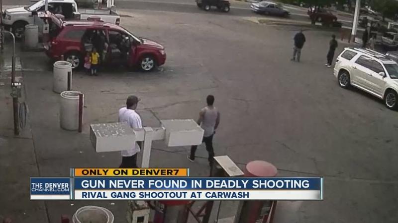 Gang member sentenced for car wash shooting caught on video