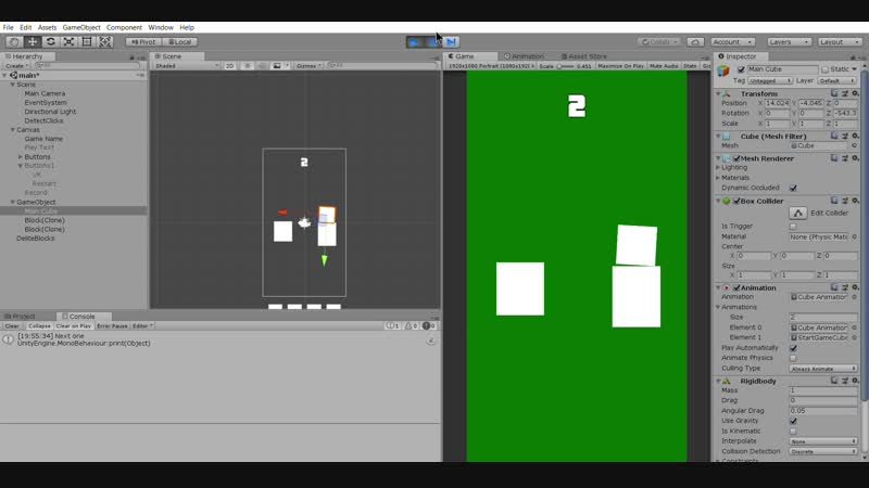 Unity 2018.2.17f1 Personal (64bit) - main.unity - Storm Worm - iPhone, iPod Touch and iPad_ _DX11_ 20.01.2019 19_53_51
