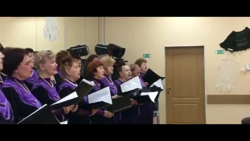 Вокально хоровая студия Перезвоны