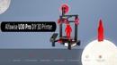DIY 3D-принтер Alfawise U30 Pro с 4,3-дюймовым сенсорным экраном высокой точности.