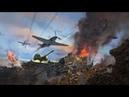 Авиация люфтваффе против советских танков Авиаудары истребителей и бомбардировщиков люфтваффе
