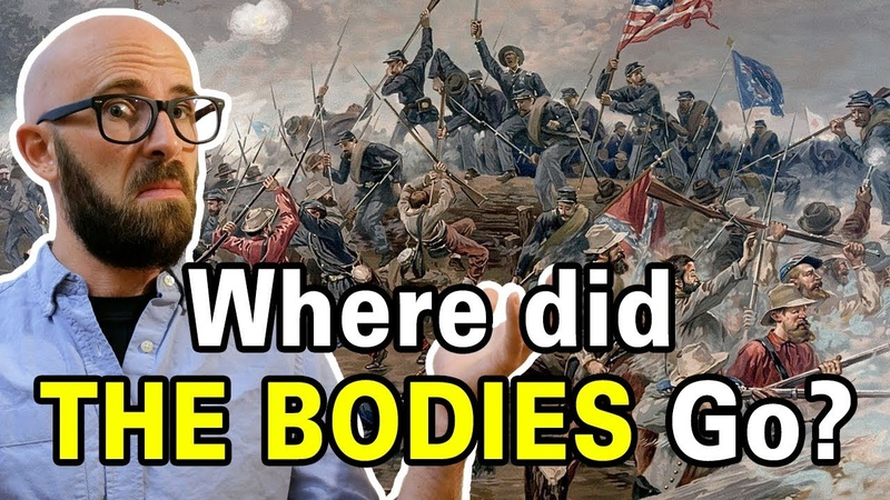 What Happened to Dead Bodies After Big Battles Throughout History