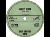 The Denver Men - Night Rider