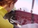 Обучение вождению самолета видео2