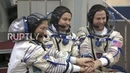 Russia ISS Expedition 59 60 crew undergoes pre flight training in Star City