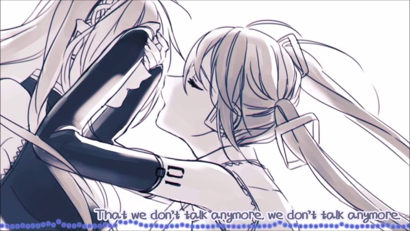 Luka x Miku We Don't Talk Anymore Vocaloid Cover MP3 VSQx Download