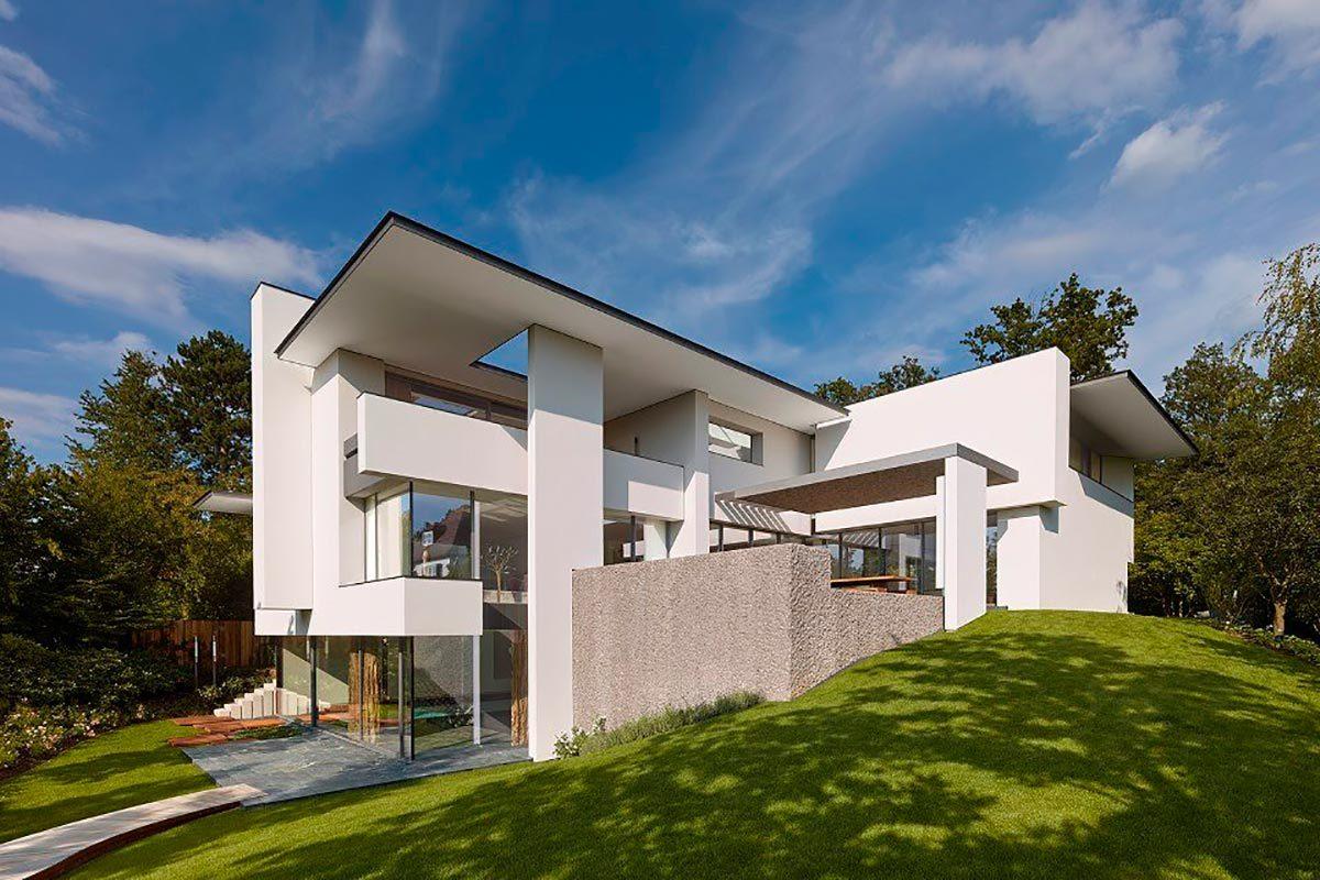 Alexander Brenner / дом SU в Штутгарте, Германия