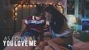 Femslash | As long as you love me