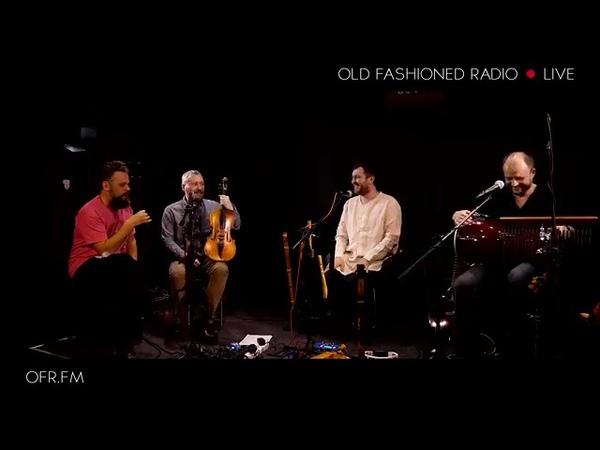 "Kyiv Ethno Trio live наживо в програмі ""Сцена"" Old Fashioned Radio"