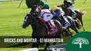 Bricks and Mortar 2019 The Manhattan Stakes