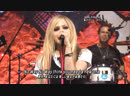 Avril Lavigne - Girlfriend [Live Music Station] (FullHD 1080p)