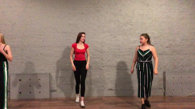 Choreo by Marta Ferre Kress Ferre