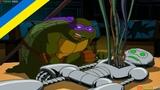 Черепашки Мутанты Ниндзя на Украинском Языке - 3 Сезон 6 Серя - (Столкновение Миров 3)  1080p HD
