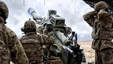 NATO Artillery In Germany Exercise Dynamic Front 18