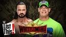 5 dream WrestleMania opponents for John Cena WWE List This