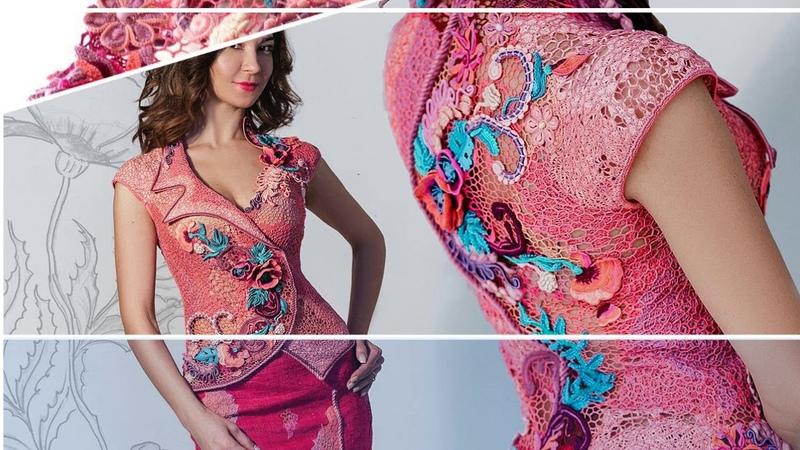 Asia Verten art crochet . author's work