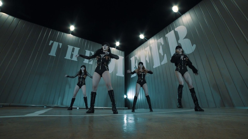 여성댄스팀 GIRLCRUSH (걸크러쉬 ) DANCE MOVIE 안무 ver.