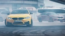 BMW M TOWN: Coffee Drift
