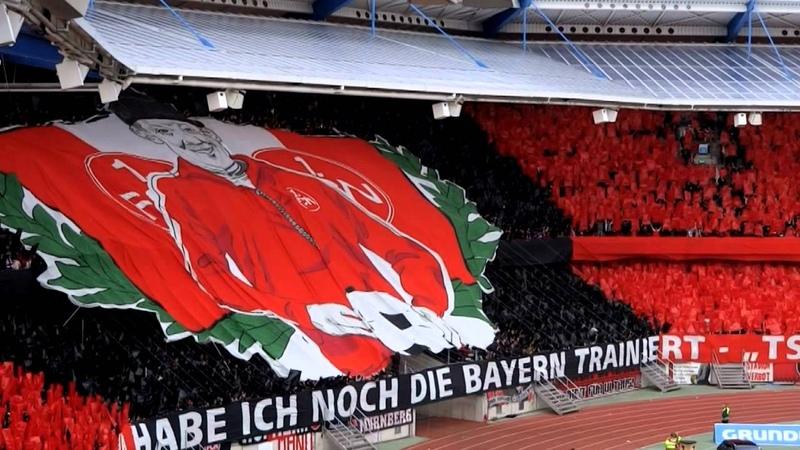 FCN vs. Bayern 08.02.2014