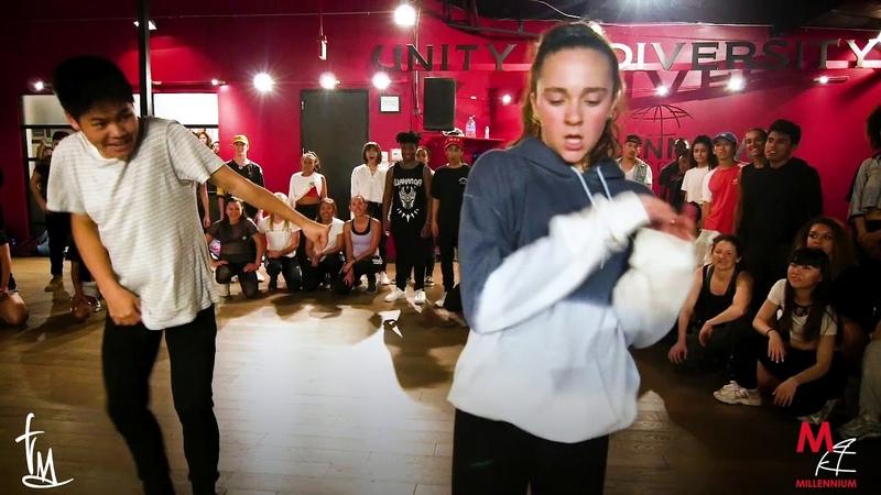 ASAP Ferg Ft Nicki Minaj - Plain Jane | Choreography with Tricia Miranda