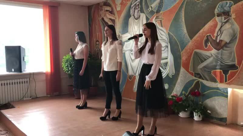 группа Тайна, Вереск судьбы, руководитель Е.Соловьёва