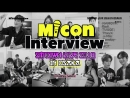 [teaser] Micon Interview @ SMTOWN LIVE 2018 IN OSAKA