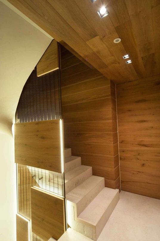 Замечательный дом в котором использованы только натуральные материалы