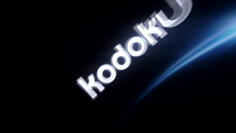 New intro. [by: kodoku]