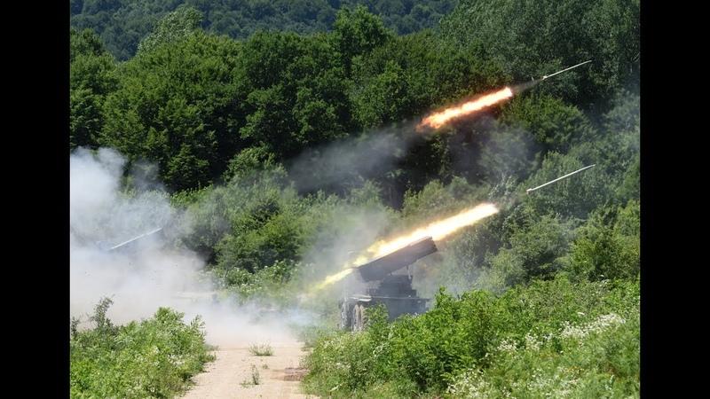 Bojno gađanje SVLR M-92 VULKAN