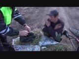 Велосипедист с коноплей Иланский (Канск)