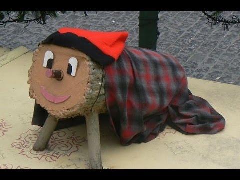 Caga Tio – Catalonia's Wacky Present Pooping Christmas Log