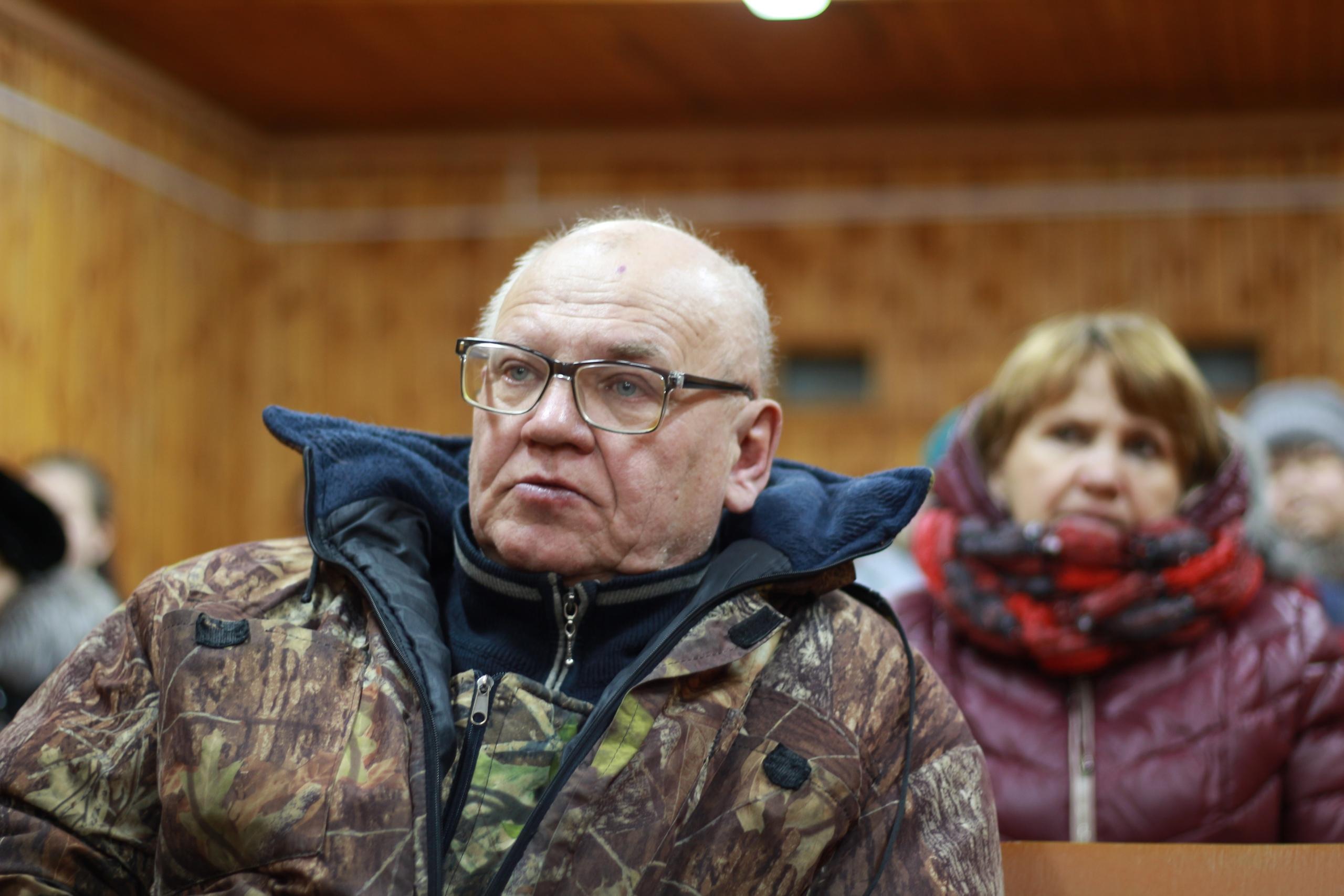 Руководитель администрации района Николай Жилин провел встречи с населением Буткана и Глотово