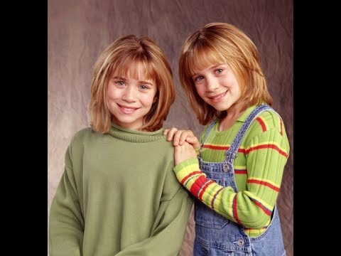 Mary Kate Ashley Olsen - From Baby to 30 Year Old