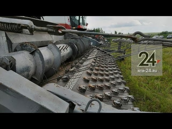 Аграрии Нижнекамского района отчитались о готовности к старту уборочной страды