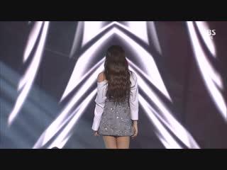 [vk] 181202 Jennie - SOLO @ SBS Inkigayo