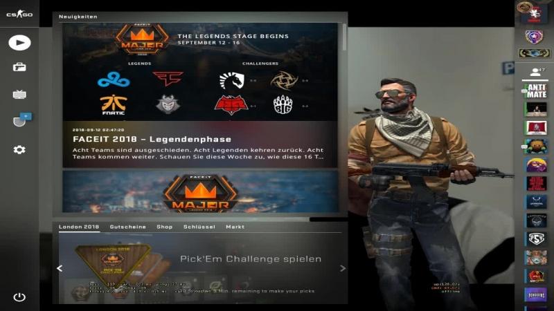 Black Squad 5v5 RUS/ENG ClanWar