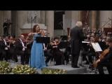 Ksenia Dubrovskaya - Pärt- Fratres, The Philharmonia of Nations, J. Frantz, 2015