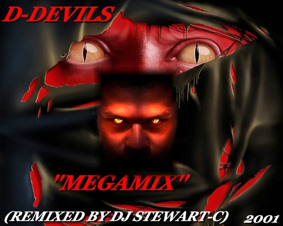 D-DEVILS ''MEGAMIX'' (REMIXED BY DJ STEW)(2001)