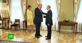 В Конгрессе США намерены допросить переводчиков со встреч Путина и Трампа