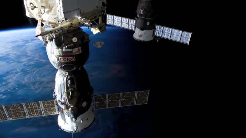 Earth Time Lapse, International Space Station, ISS, Fly Over, ORBIT HD